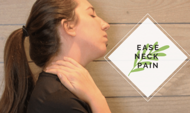 Tips to Ease Neck Pain
