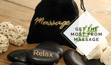 Get the Most of Massage